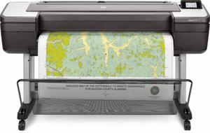 HP DesignJet T1700 44-in Printer (W6B55A) + 100m papieru gratis - 2864724660