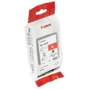 Tusz Canon PFI-101R Red 130ml do iPF5000 iPF5100 iPF6100 iPF6200 CF0889B001AA - 2824485861
