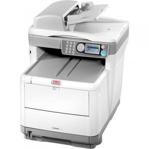 Urządzenie wielofunkcyjne laserowe kolorowe A4 OKI MC350 - 2824485996