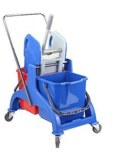 Wózek do sprzątania SCP50 2 x 25 l - 2832777825
