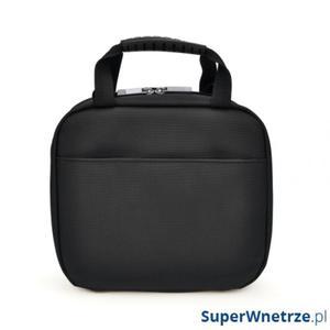 Lunch Box Iris Twin City Bag czarny - 2838770175
