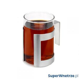 Szklanka ze stalowym uchwytem 0,2 l Blomus Darjee - 2825979561