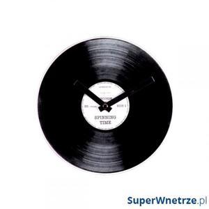 Zegar ścienny NEXTIME Little Spinning Time - 2843254378