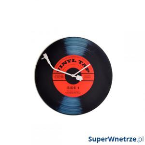 Zegar ścienny Nextime Vinyl Tap - 2843258194