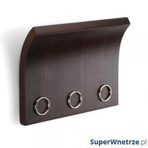 Panel z magnesami na klucze i listy Umbra Magnetter kawa - 2843259208