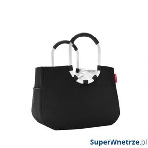 Torba na zakupy L Reisenthel Loopshopper black - 2825977174