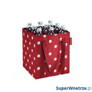 Torba na butelki Reisenthel Bottlebag ruby dots - 2835268368
