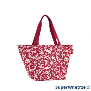 Torba na zakupy Reisenthel Shopper M baroque ruby - 2848508600