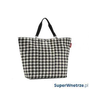 Torba na zakupy Reisenthel Shopper XL fifties black - 2847798090