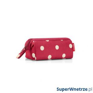 Kosmetyczka Reisenthel Travelcosmetic XS ruby dots - 2855824421