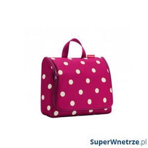 Kosmetyczka XL Reisenthel Toiletbag ruby dots - 2835267524