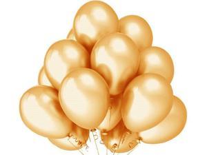 Balony Belgijskie gold (złoty) op 100sz - 2825622715