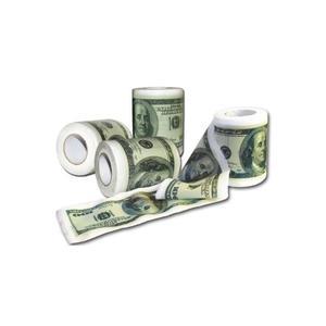 Papier toaletowy - Dolary - DP (1szt) - 2846499820