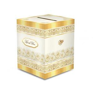 Pudełko na koperty - DP- Złote (EN) - 2825623069