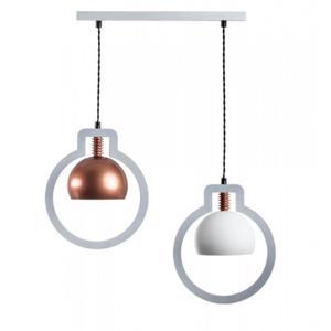 HOME Design Lux :: Lampa loftowa, wisząca JULIETTA 2L (TB048) - 2854928467