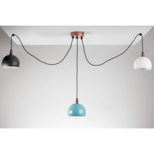 HOME Design Lux :: Lampa wisząca pająk TESTER 3LP/3KOLORY/MIEDŹ (TB054) - 2854928481