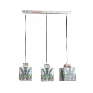 HOME Design Lux :: Lampa PROWANSALSKA wisząca SONOMA LAWENDA 3L (TB132) - 2855490041