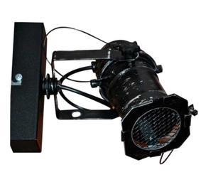 HOME Design Lux :: Lampa punktowa, ścienna Reflektor DRAGON, czarna (TB227) - 2858000868