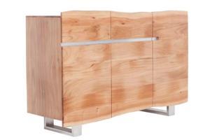 Interior :: Komoda, bufet Gracja drewno akacjowe 135cm (Z38473) - 2873932429