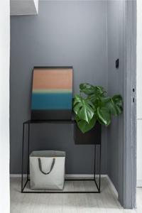 HOME Design :: Konsola kwietnik, metalowa donica, os - 2860434564