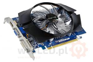 KARTA GRAFICZNA PCIE GIGABYTE GT730 2048GDDR5/64b DVI/D-SUB/HDMI - 2856247577