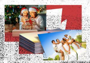 300 zdjęć 10x15 standard błysk lub mat - 2850437955