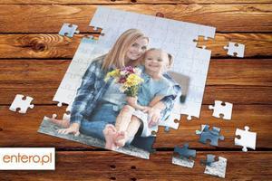Puzzle 19x24 cm z ulubionym zdjęciem 110 elementów - 2833107508