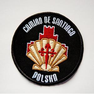 Naszywka camino de santiago - 2852644681