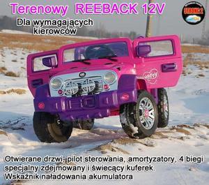 MASYWNY MEGA MOCNY SUV REBACK STRONG 2 Z PIL/235M - 2846389969