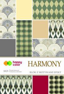 HAPPY COLOR Blok z motywami efekt HARMONY - 2861661420