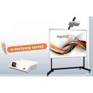 Zestaw interaktywny Esprit Go Zestaw interaktywny mobilny esprit Go - 2852650927