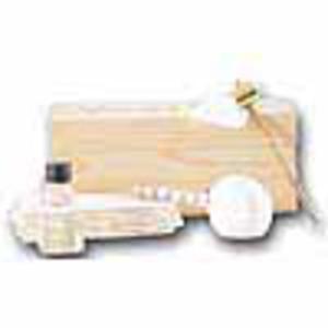 Zestaw do pielęgnacji katany - Samurai Sword Maintenance Kit - 2823477776