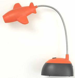 Lampka SAMOLOT 9 LED akumulatorowa diodowa ładowalna Lampka SAMOLOT 9 LED akumulatorowa diodowa ładowalna - 2840690661