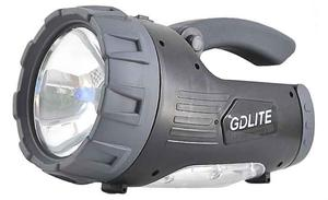 Latarka kempingowa samochodowa reflektor ładowalna halogenowa + LED trzy funkcje Latarka kempingowa samochodowa reflektor ładowalna halogenowa + LED trzy funkcje - 2840690710