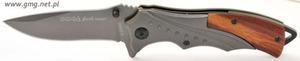 Nóż SOG samochodowy ratowniczy klips automat dr Nóż SOG samochodowy ratowniczy klips automat dr - 2840690731