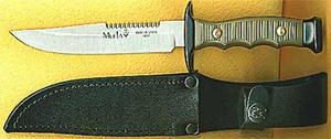 Nóż MUELA OPMU-7122/85 - 2840690086