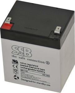Akumulator SSB agm żelowy 12V/5Ah Akumulator SSB agm żelowy 12V/5Ah - 2840690192