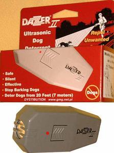 Odstraszacz na psy psów psa DAZER II Odstraszacz na psy psów psa DAZER II - 2840690215