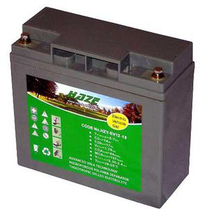 Akumulator żelowy HZY-EV 12-18 - 2840690309