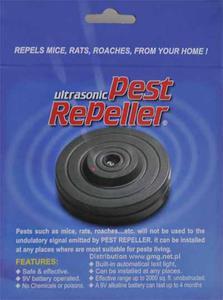 Odstraszacz myszy szczurów karaluchów prusaków kun pluskiew Odstraszacz myszy szczurów karaluchów prusaków kun pluskiew - 2840690453