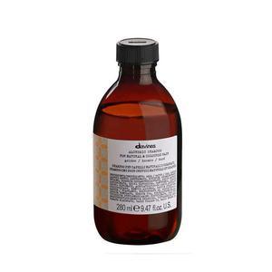Alchemic Shampoo Golden szampon podkreślający kolor - włosy blond złote i miodowe 250 ml Davines - 2822791021