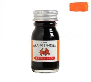 Atrament J.Herbin 10ml - Orange Indien - 2835583772