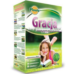 Trawa GRACJA 0,9 kg - mieszanka najlepszych traw ozdobnych - 2840730881
