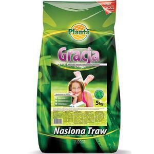 Trawa GRACJA 5 kg - mieszanka najlepszych traw ozdobnych - 2840730882