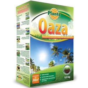 Trawa: OAZA 0,9 kg - na tereny suche i silnie nasłonecznione - 2840730899