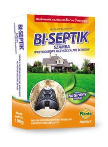 BI-SEPTIK preparat do szamb i przydomowych oczyszczalni ścieków 100g - 2840731088