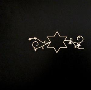 Gwiazda sześcioramienna SK526 - 2824973359