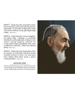Nowenna do świętego Ojca Pio - 2854129591