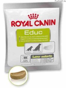 Royal Canin Educ - niskokaloryczne przysmaki do nagradzania 50g - 2838086940