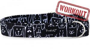 Obroża dla psa 'WorkOut' True Owls - 2843377360